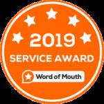 word of mouth award Edge hair