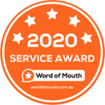 word of mouth award Edge hair 2020